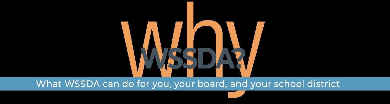 Why WSSDA Banner